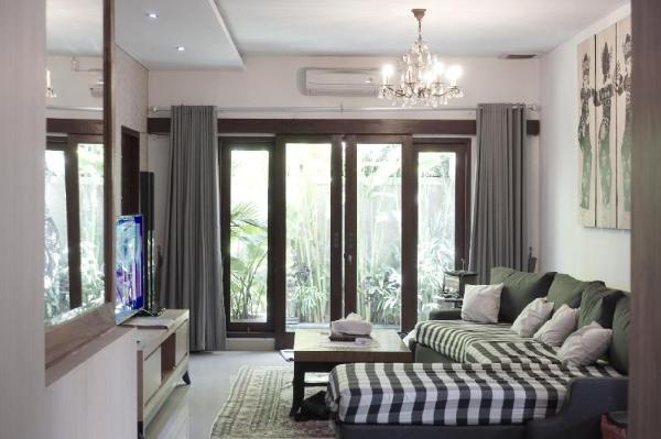 Saka Umah 2 Bedrooms with private pool Bali