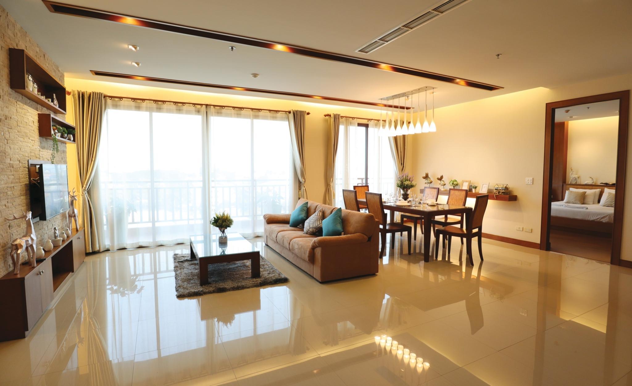 Pattaya City Resort  by Harmony วิลลา 2 ห้องนอน 3 ห้องน้ำส่วนตัว ขนาด 138 ตร.ม. – พัทยาใต้
