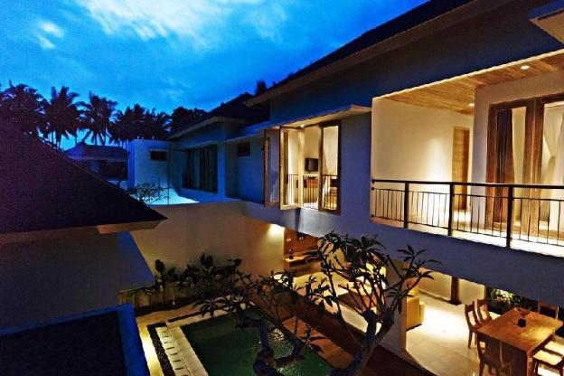 1BR Private Pool Villa + Breakfast + Kitchenette