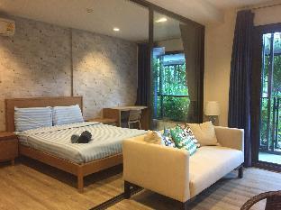 [チャアム ビーチフロント]アパートメント(40m2)| 1ベッドルーム/1バスルーム Rain Cha-Am beach by fahcool Deluxe Garden