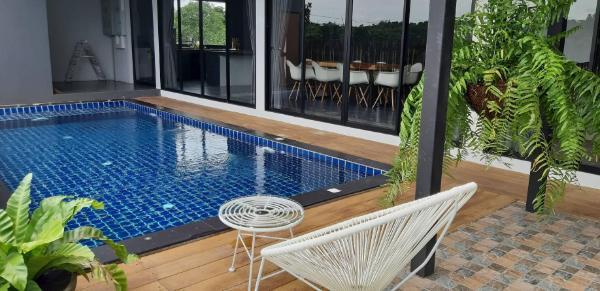 Brick Box Pool Villa 3BR Chiang Mai