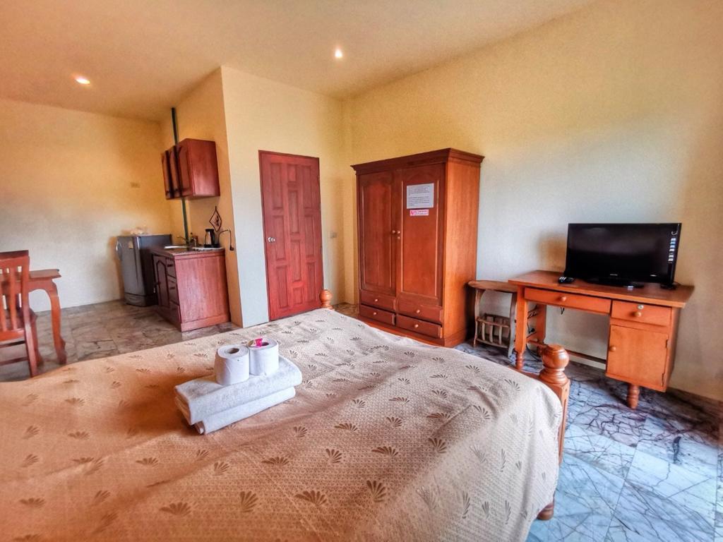 Jomtien Seaside House Studio Room 8 อพาร์ตเมนต์ 1 ห้องนอน 1 ห้องน้ำส่วนตัว ขนาด 30 ตร.ม. – หาดจอมเทียน