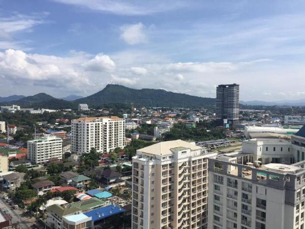 Si Racha Residence condo 17th floor Chonburi