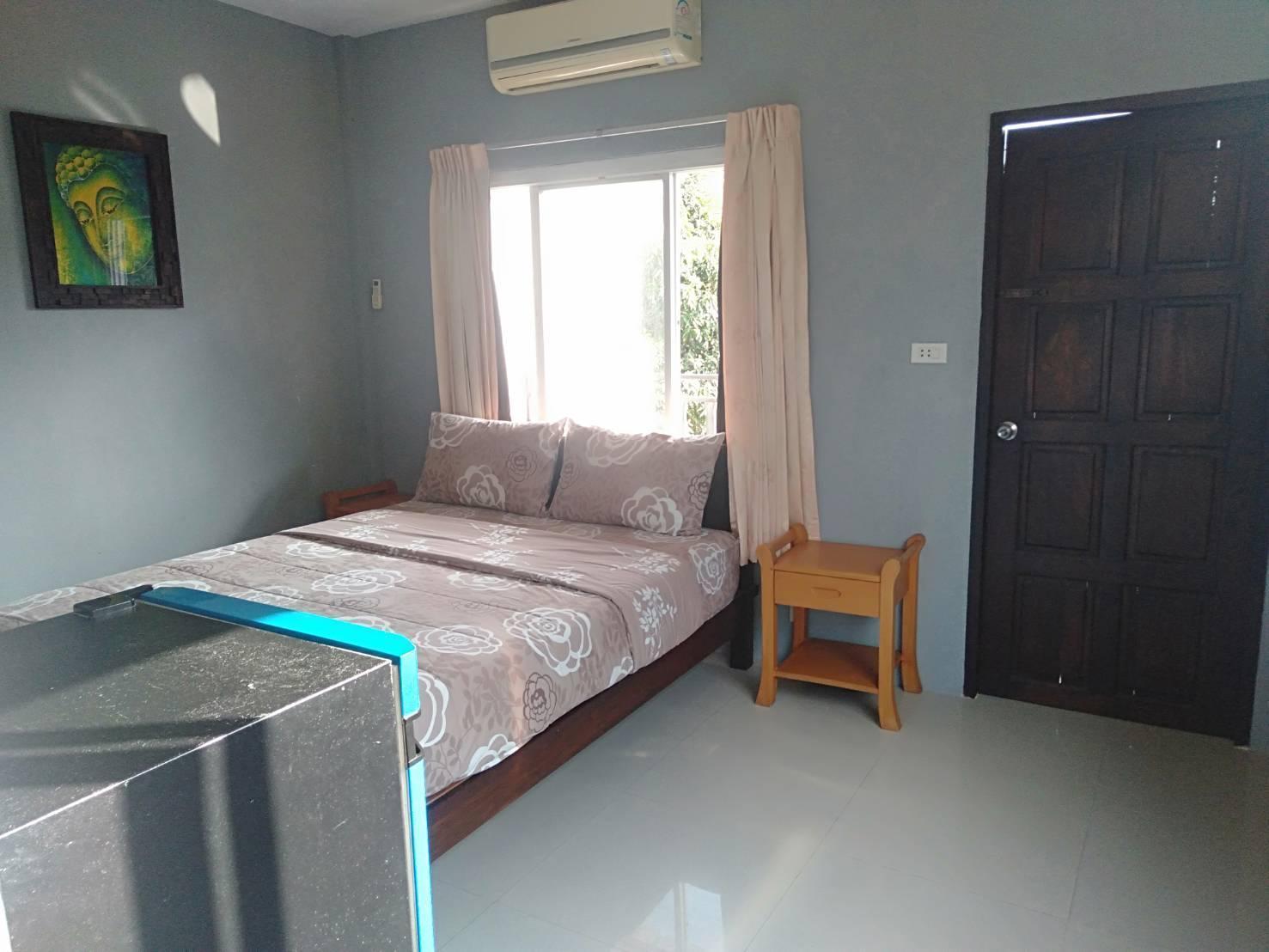 Room 4 for Rent Koh Samui อพาร์ตเมนต์ 1 ห้องนอน 1 ห้องน้ำส่วนตัว ขนาด 30 ตร.ม. – หาดเฉวง