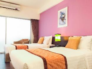 Thai Vibrant Suvarnabhumi-Bangna nearby BTS PuChao อพาร์ตเมนต์ 1 ห้องนอน 1 ห้องน้ำส่วนตัว ขนาด 35 ตร.ม. – บางนา