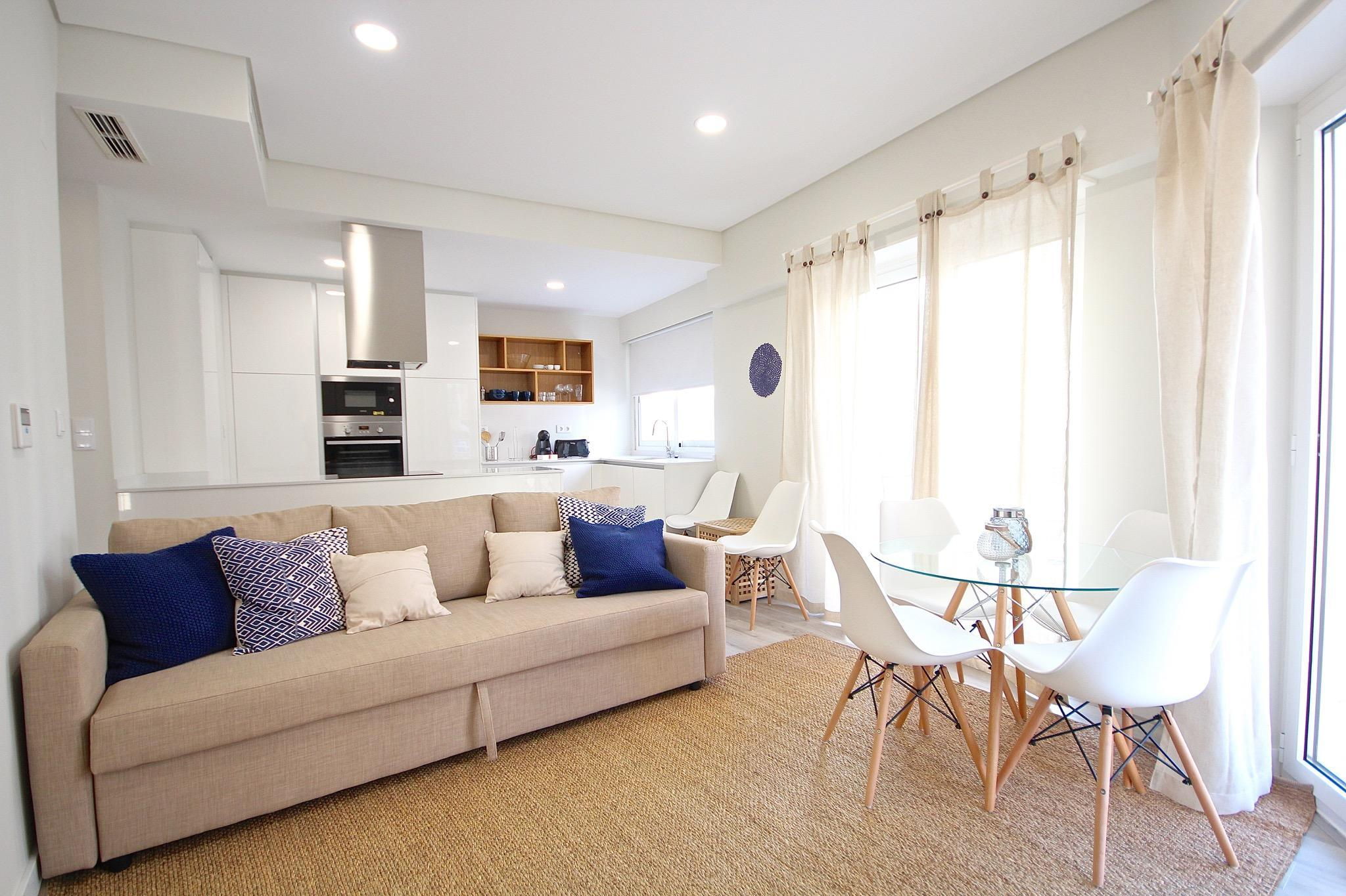 Spinel Silver Apartment, Lisbon, !New!