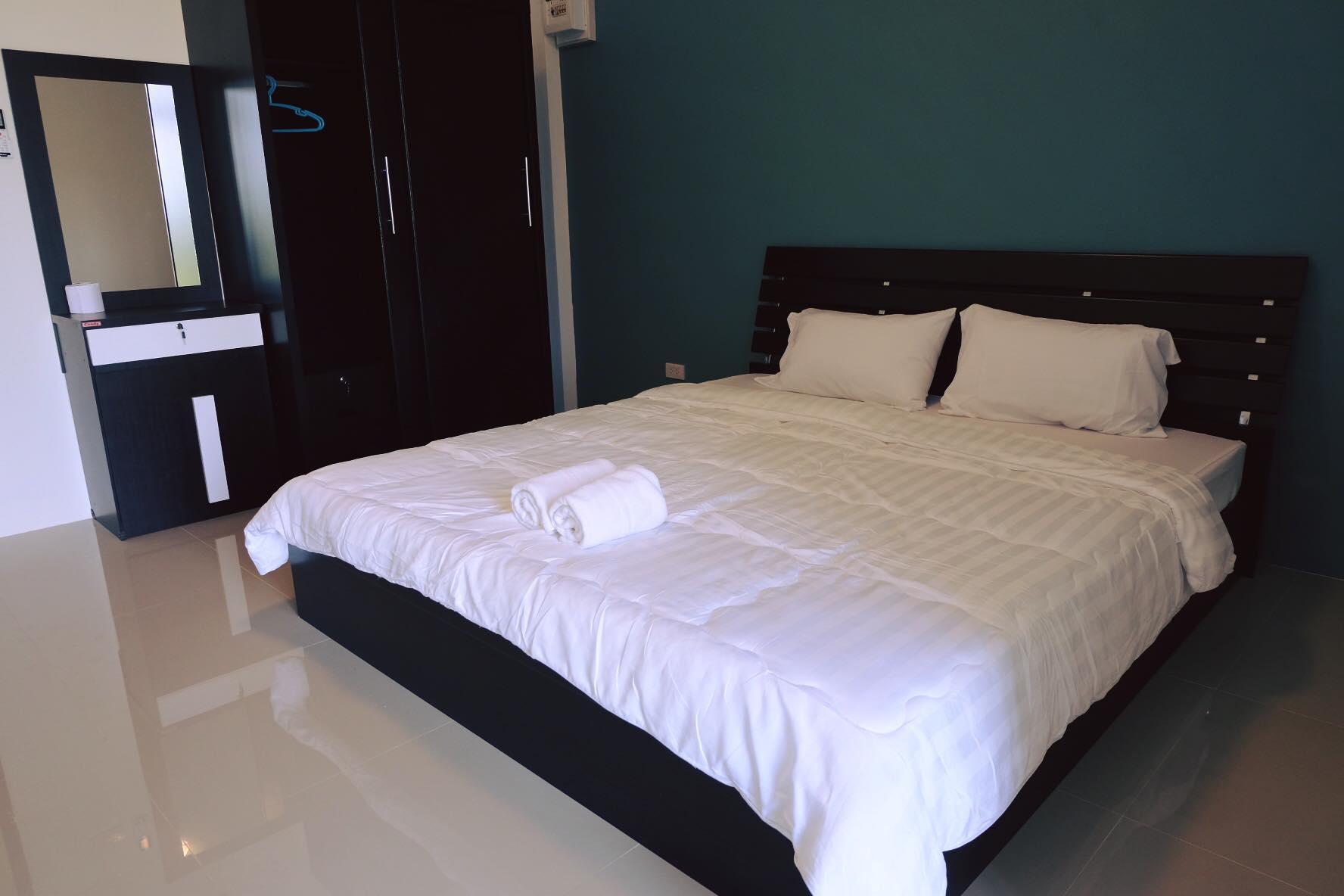 M2 Apartment อพาร์ตเมนต์ 1 ห้องนอน 1 ห้องน้ำส่วนตัว ขนาด 22 ตร.ม. – แม่อาย