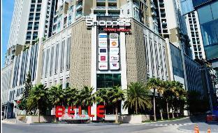 [ラチャダーピセーク]アパートメント(101m2)| 3ベッドルーム/2バスルーム belle Condon /MRT/centralplaza/teh night market