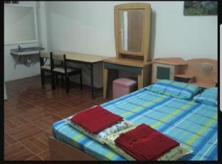 [サンプラン]アパートメント(30m2)| 1ベッドルーム/1バスルーム Sook Aree Deluxe Family Suite Room 1