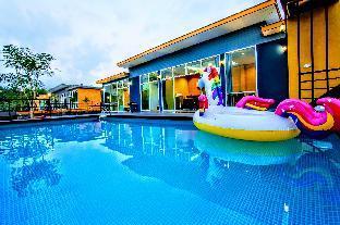 [カオヤイ国立公園]ヴィラ(1400m2)| 4ベッドルーム/4バスルーム 4 BRs Italian Private Pool Villa & Panorama View
