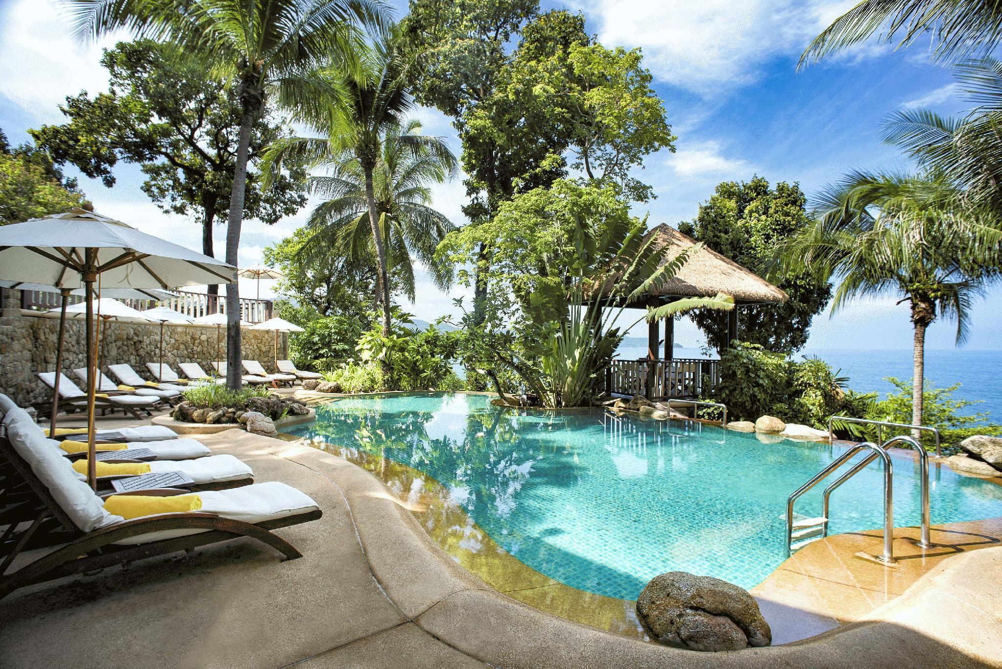 1 bed sea view spa villa in Karon วิลลา 1 ห้องนอน 1 ห้องน้ำส่วนตัว ขนาด 60 ตร.ม. – กะรน