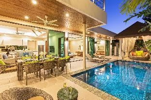 Villa Karona บ้านเดี่ยว 4 ห้องนอน 4 ห้องน้ำส่วนตัว ขนาด 160 ตร.ม. – หาดราไวย์