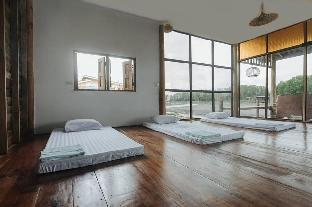 [クルン]バンガロー(30m2)| 1ベッドルーム/2バスルーム Sane Talay Chan Home stay Deluxe Family Room 45