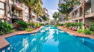 Delux Suite in Diamond Resort by Phuket Apartments อพาร์ตเมนต์ 1 ห้องนอน 1 ห้องน้ำส่วนตัว ขนาด 33 ตร.ม. – บางเทา