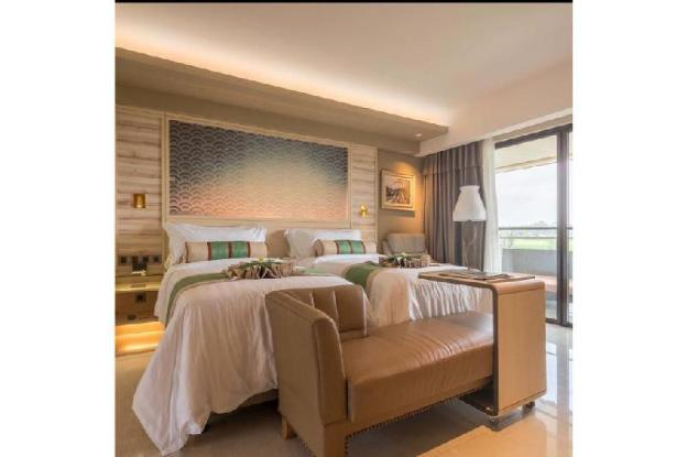 Deluxe Room With Rice Field View SS-Breakfast