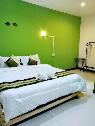 [サラダン]アパートメント(30m2)| 1ベッドルーム/1バスルーム Koh Lanta Guest House Double Aircon no view