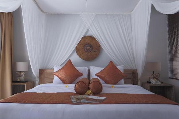 Three Bedroom private pool Villa A - Breakfast