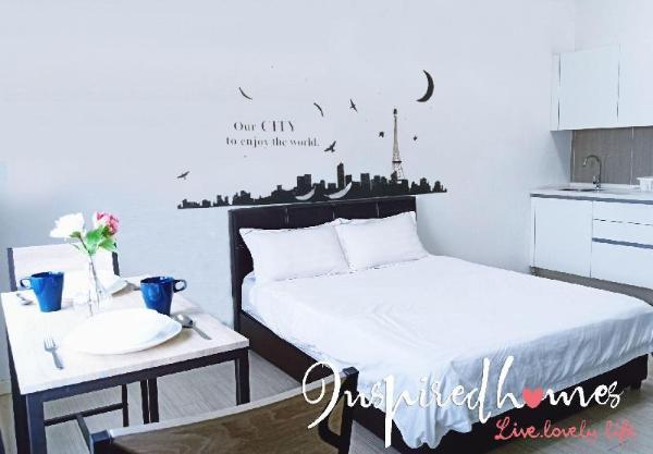 Inspired Homes @ PJ Grand Sofo#5 Kuala Lumpur