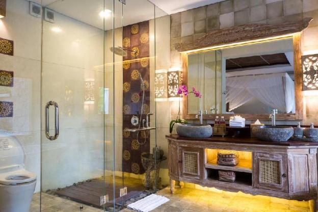 Udaya Resort Pool Suite Room - Breakfast