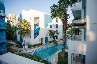 [ホアヒン ビーチフロント]アパートメント(45m2)| 1ベッドルーム/1バスルーム The Crest Santora Huahin