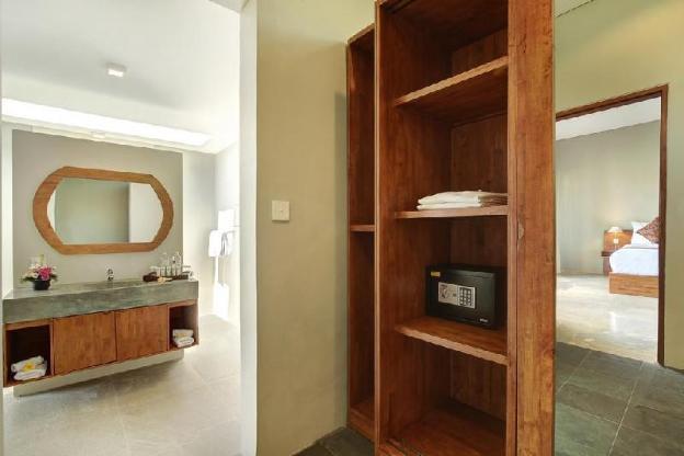 Four Bedroom Pool Villa Sativa Ubud - Breakfast
