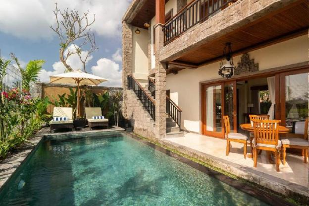 2 BDR Howlight Villa Ubud with Private Pool