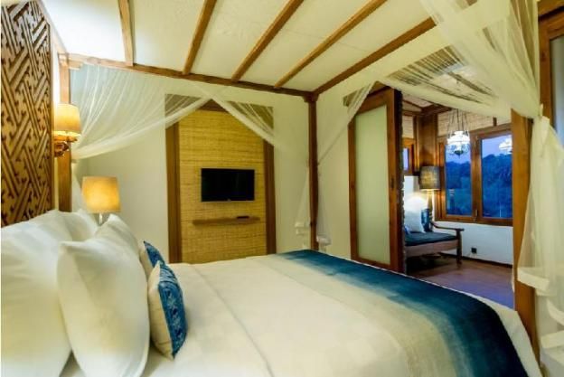 Ulun Suite With Privat Pool - Breakfast