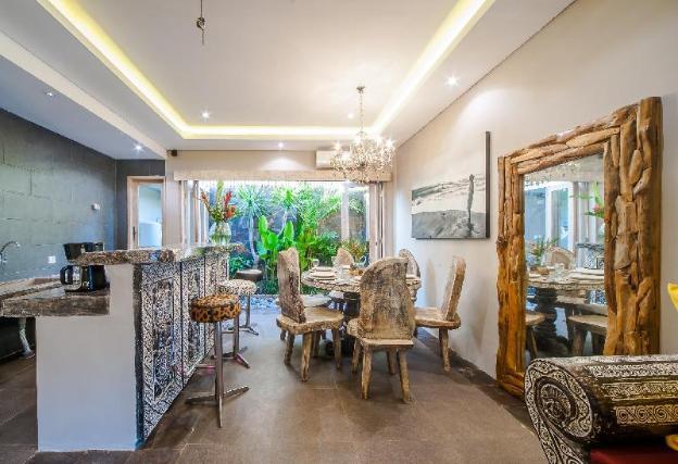 3BR Luxury Villas Merci Resorts Seminyak #1