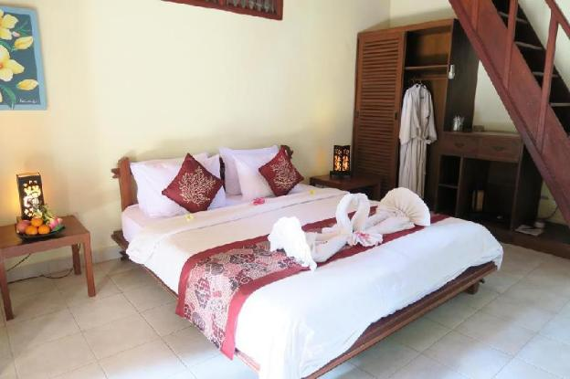 4BR with pool and Garden view@ubud