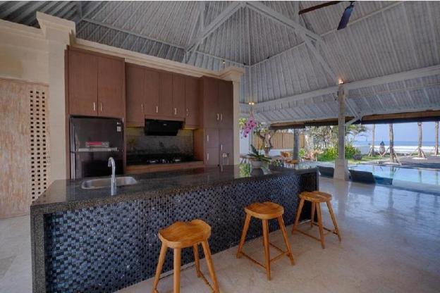 5BR Pool Villa Beach Front - Breakfast