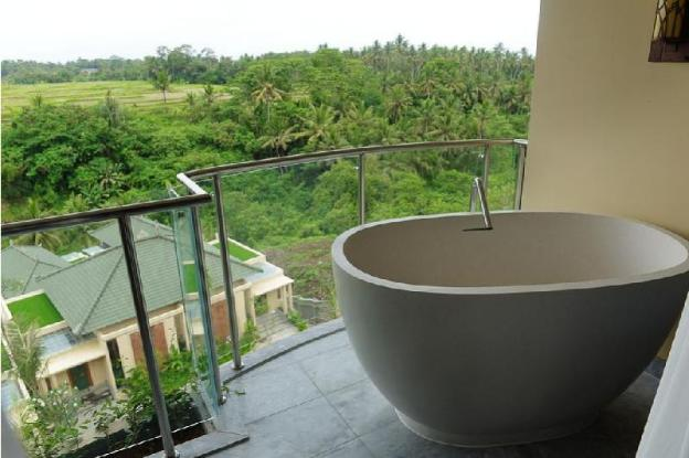 1BR Premium Room W' Outdoor Tub & Rice Field View