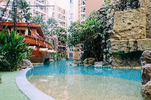 [ジョムティエンビーチ]アパートメント(30m2)| 1ベッドルーム/1バスルーム [hiii]Fyta|JomtienBeach|WaterparkResortPool-UTP053