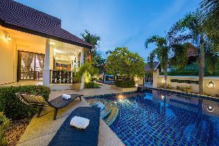 [パタヤ南部]ヴィラ(310m2)| 4ベッドルーム/3バスルーム Green Residence Pool Villa Pattaya, 4 Bedroom
