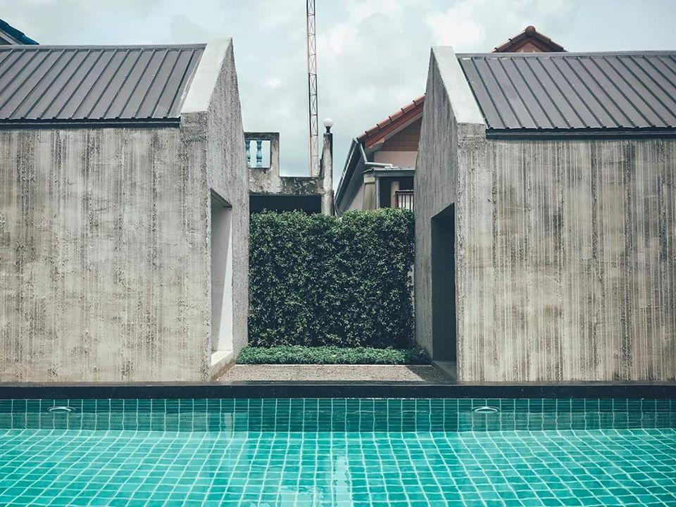 Kim Villa Bangsaray 2 วิลลา 1 ห้องนอน 1 ห้องน้ำส่วนตัว ขนาด 30 ตร.ม. – บางสเหร่