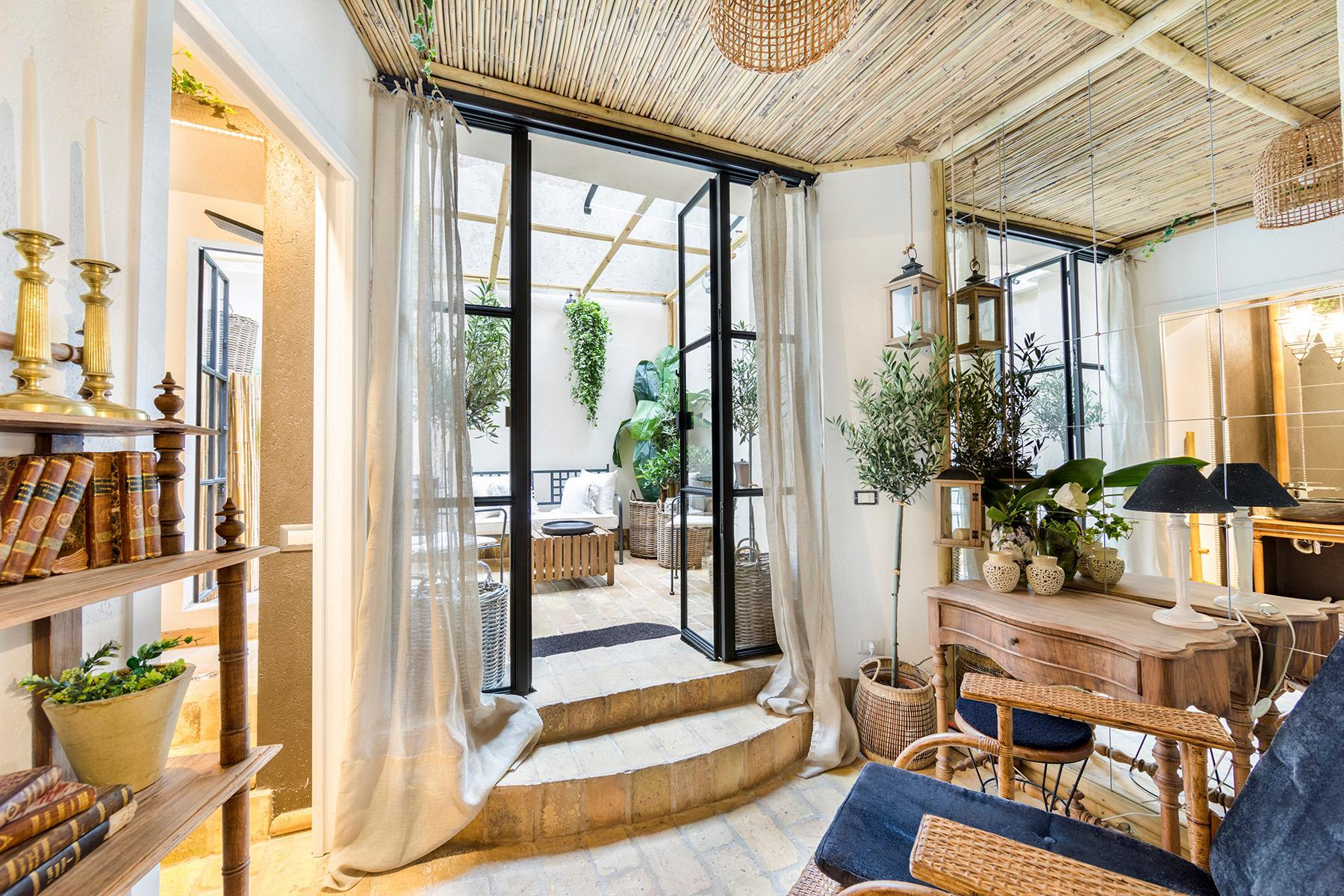 Trastevere Luxury&Charming Loft with Pvt Courtyard
