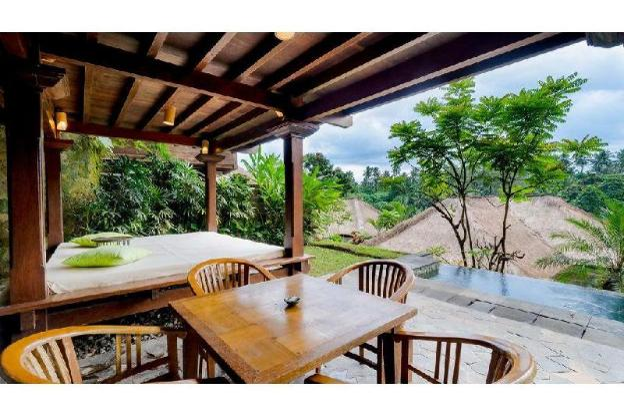2BR Private Pool Villa /W rice paddies field view
