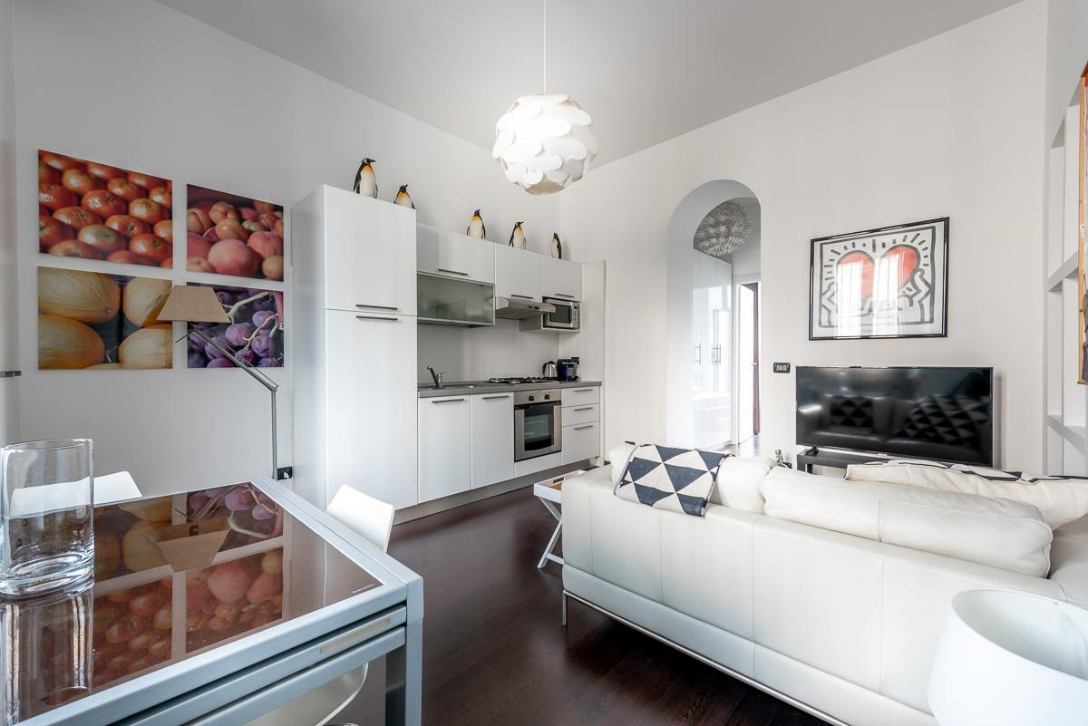Urban District Apartments - Milan Lancetti Style