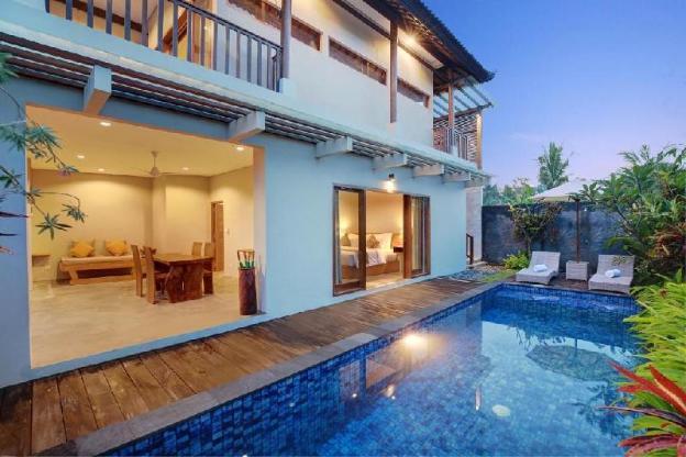 Luxury 2BR Private Pool Villa in a Quite Area Ubud