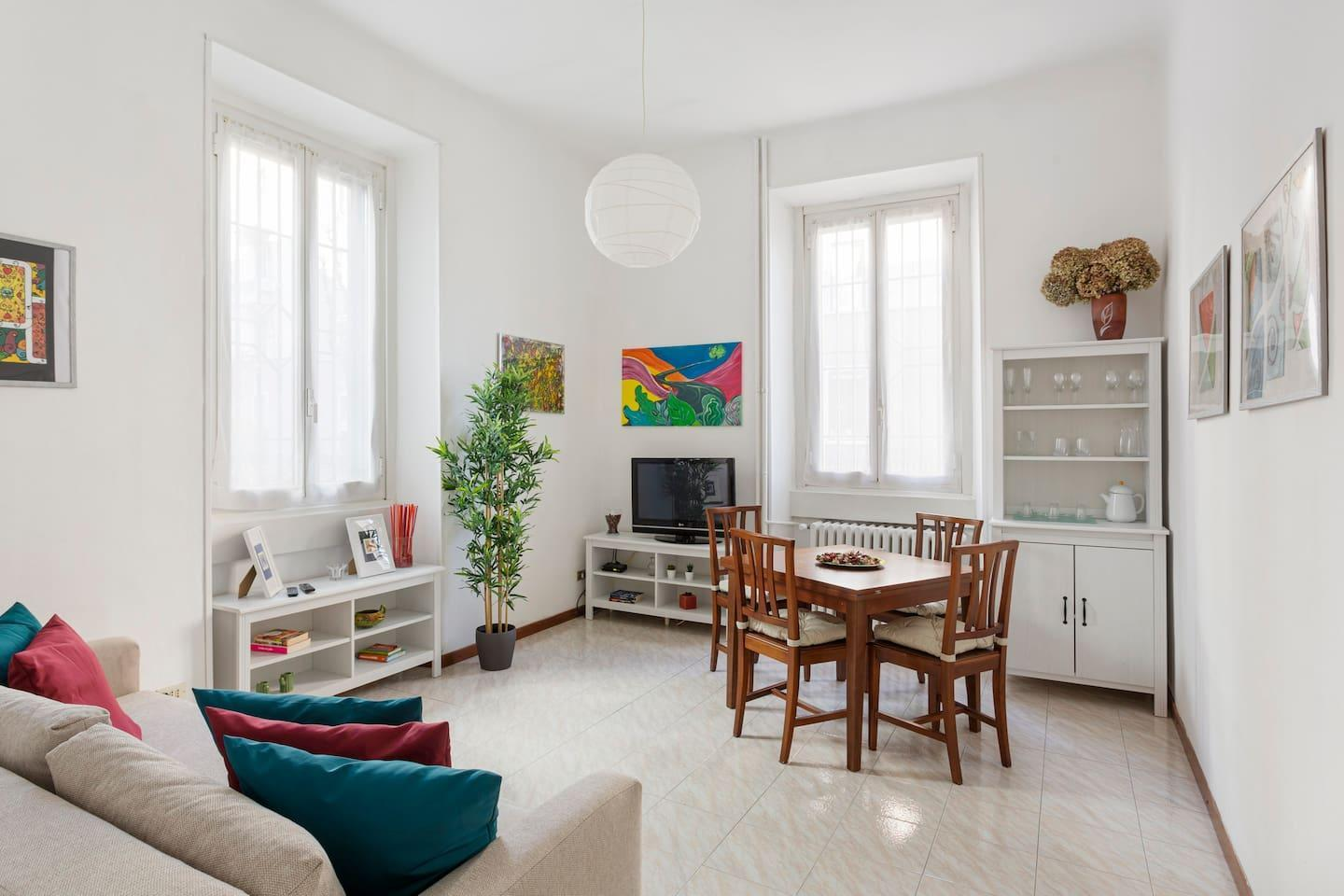 Your HOME in Milan- Viale Tibaldi