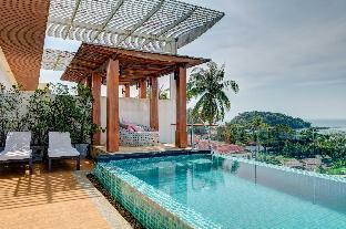 [クロンムアン]アパートメント(144m2)| 2ベッドルーム/2バスルーム Deluxe Two Bedroom Pool Suite, Ocean View 144 SQ.M