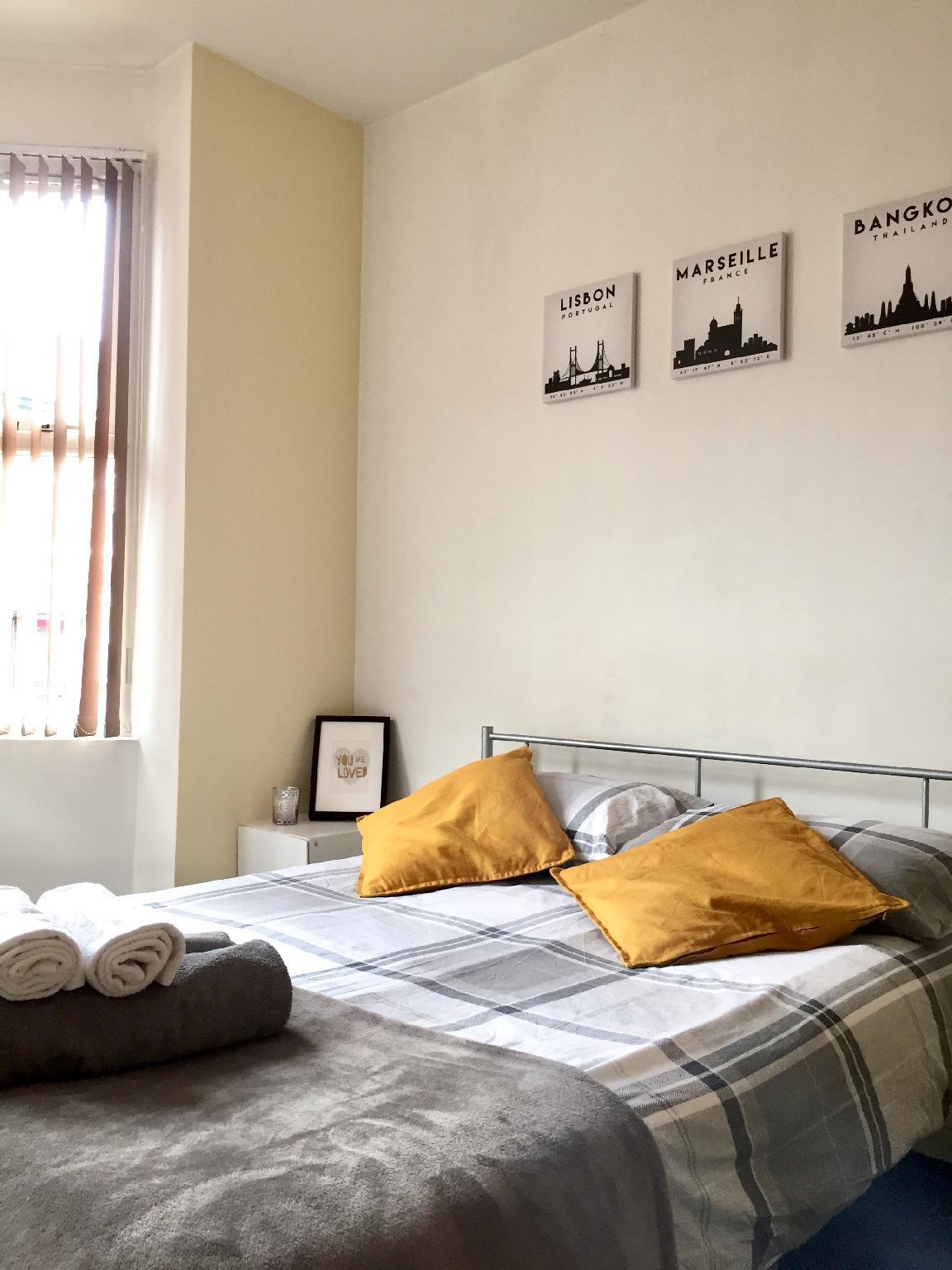 Summerfield House Double Room 1