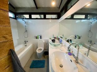 [サーラピー]一軒家(120m2)| 2ベッドルーム/3バスルーム Loft Style Pool Villa House 007-