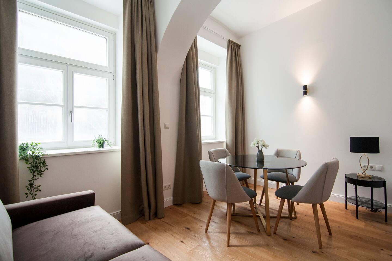 Quiet, Relaxing Studio close to Belvedere