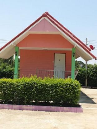 [バンプラマ]一軒家(770m2)  1ベッドルーム/1バスルーム Anchan Resort home B03