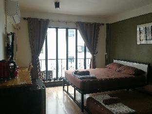 [サイアム]スタジオ アパートメント(30 m2)/1バスルーム 3A Ratchathewi house