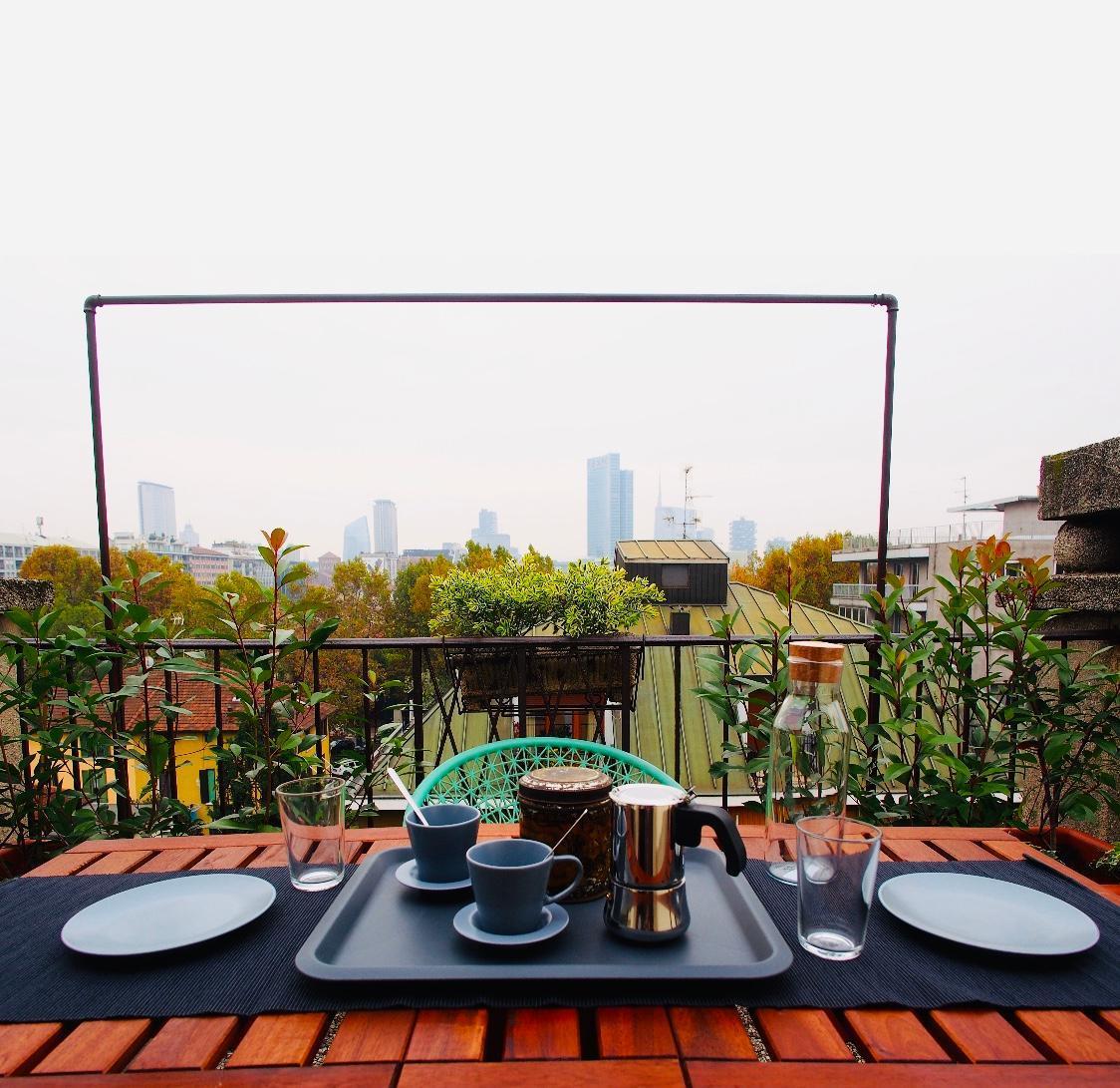 Romantic Central Panoramic Penthouse 5B