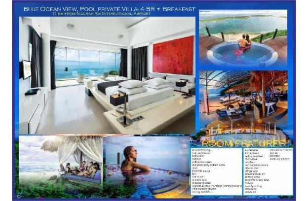 A Luxury Cliff Top Resort at Jimbaran