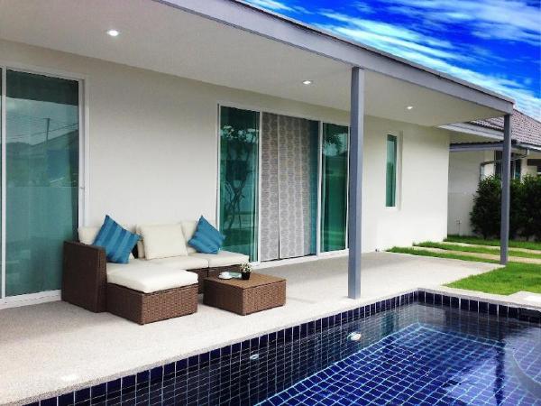 MV-50 Mil Pool Villa Huahin  Hua Hin