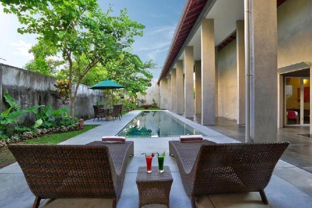 Mayaloka Villa 3BR at Seminyak Bali