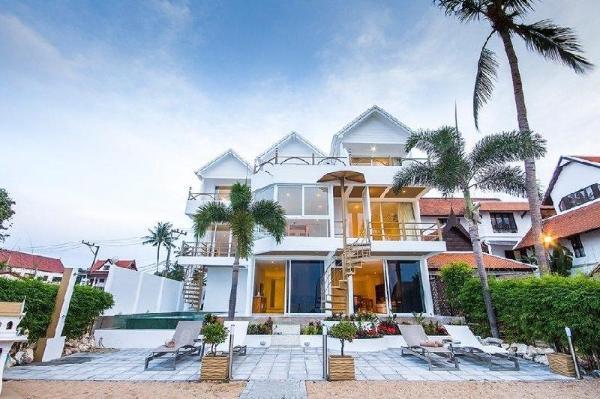 B1 1 Bedroom Luxury Beachfront Apartments Koh Samui
